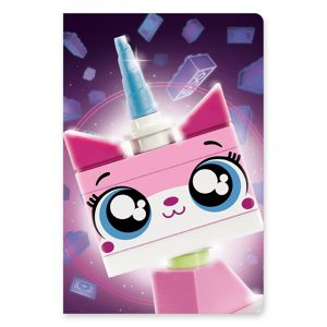 LEGO MOVIE 2 ZAPISNIK UNIKITTY /52341/