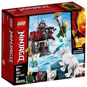 LEGO NINJAGO LLOYDOVA CESTA /70671/