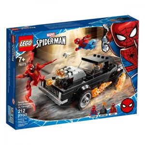 LEGO SUPER HEROES SPIDER-MAN A GHOST RIDER VS. CARNAGE /76173/