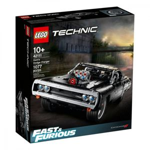 LEGO TECHNIC DOMOV DODGE CHARGER /42111/