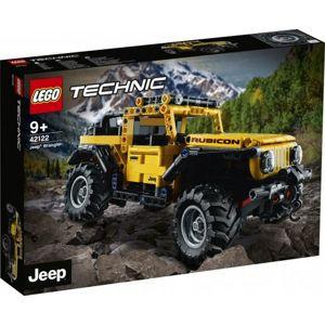 LEGO TECHNIC JEEP WRANGLER /42122/