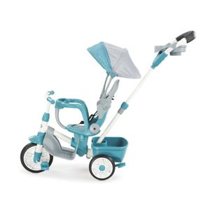 LITTLE TIKES TROJKOLKA 4V1 PERFECT FIT - PETROLEJOVA /638695E4/