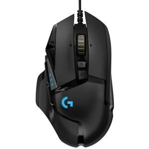 LOGITECH G502 HERO HIGH PERFORMANCE GAMING MOUSE 910-005470
