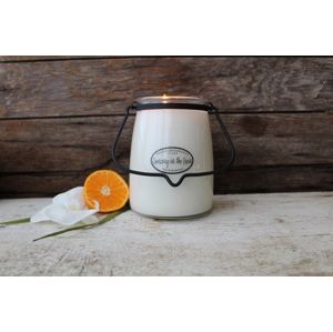 MILKHOUSE CANDLE DANCING IN THE RAIN VONNA SVIECKA BUTTER JAR 624G, 29806