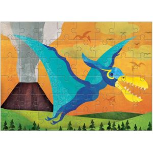 MUDPUPPY PUZZLE MINI PTEROSAUR 48KS