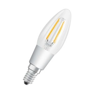 OSRAM LED SUPERSTAR CL B FIL 40 DIM 4,5W/827 E14