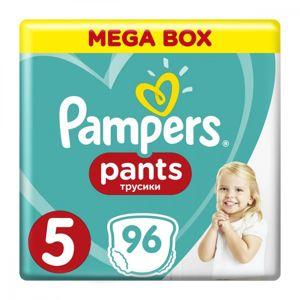 PAMPERS PANTS MEGA BOX JUNIOR 96