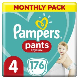 PAMPERS PANTS MSB 176 MAXI S4