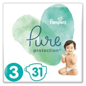 PAMPERS PURE VP 31 MIDI S3