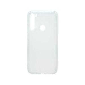 Silikónový kryt Xiaomi RedMi Note 8T, transparentný, nelepivý