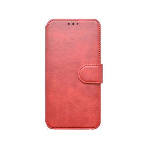 Samsung Galaxy A41 červená bočná knižka, 2020