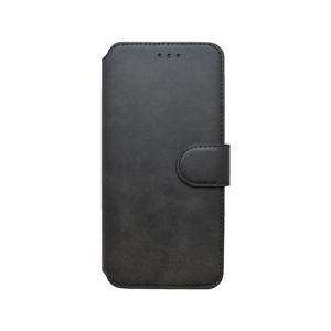 Huawei P40 Lite 5G čierna bočná knižka, 2020