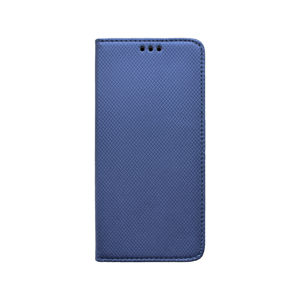 Xiaomi RedMi Note 9 tmavo modrá bočná knižka, vzorovaná