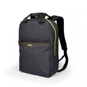 PORT DESIGNS CANBERRA BACKPACK 13/14 BATOH PRE NOTEBOOK, CIERNY