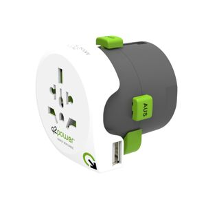 Q2 POWER CESTOVNY ADAPTER QDAPTER 360 USB, 2.100130