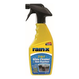 RAIN-X 2IN1 GLASS CLEANER + RAIN REPELLENT 500 ML