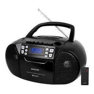 SENCOR SPT 3907 B CD PLAYER/FM/BT/TAPE