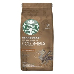 STARBUCKS SINGLE-ORIGIN COLOMBIA MEDIUM ROAST 200 G, MLETA KAVA