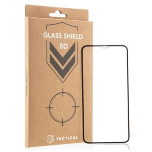 TACTICAL GLASS SHIELD 5D SKLO PRO IPHONE 11 PRO MAX BLACK