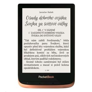 E-book POCKETBOOK 632 Touch HD 3, 16GB, Spicy Copper