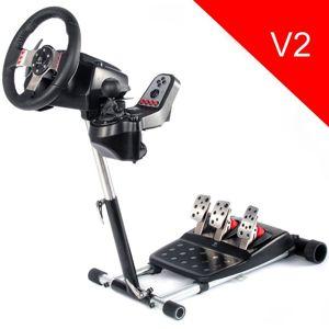 Wheel Stand Pro DELUXE V2, stojan na volant a pedály pro Logitech G25/G27/G29/G920/G923