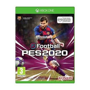 XBOX ONE PRO EVOLUTION SOCCER 2020
