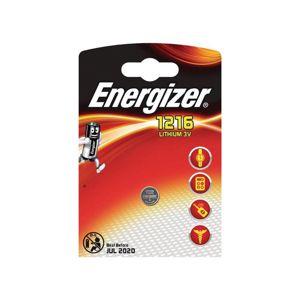 ENERGIZER CR1216, 1KS BLISTER