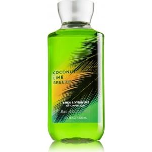 SPRCHOVY GEL COCONUT LIME BREEZE BBW-627176