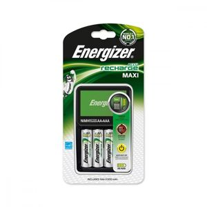 ENERGIZER MAXI + 4X AA POWER PLUS 2000 MAH