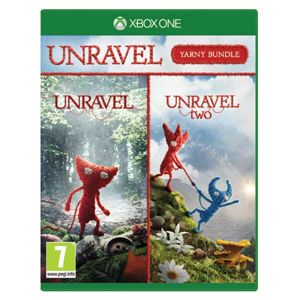XBOX ONE UNRAVEL YARNY BUNDLE (UNRAVEL 1+2)
